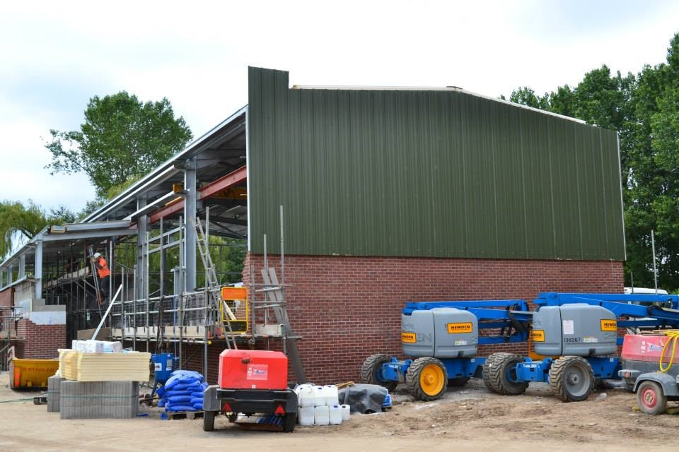 Top Hill Low Water Treatment Works - CPC Civils