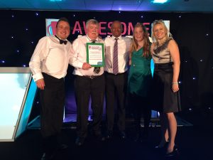 Severn Trent Water Awesome Awards
